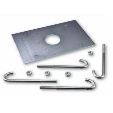 Анкерная пластина с крепежем для WIL4 NICE WA15 (комплект)