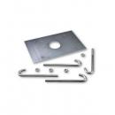 Анкерная пластина с крепежом для WIL6 NICE WA16 (комплект)