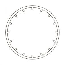 Адаптер для круглого вала 44 мм для приводов S 503.24115