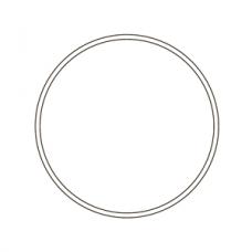 Адаптер для круглого вала 40*1,5 мм и круглого со специальным пазом 44 мм для приводов S