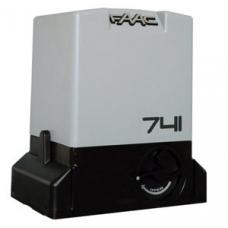 Привод электромеханический 741 со встроенным блоком управления 740 D