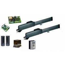 Комплект электропривода для распашных ворот FAAC 411KIT