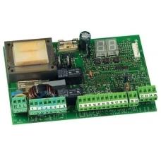 Плата управления FAAC 455 D с возм. подкл. конц. выкл. (для 411, 390, 422СВАС)