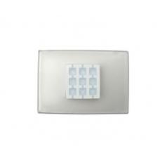 Корпус Opla прямоугольный прозрачный NICE WRT