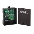 Приёмник радиосигнала Faac XR2 868