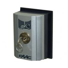 Ключ-выключатель накладной FAAC T10E