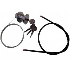 Внешний расцепитель для потолочных приводов, с ключом DOORHAN LOCK