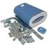 Комплект электропривода для секционных ворот DOORHAN SECTIONAL-750