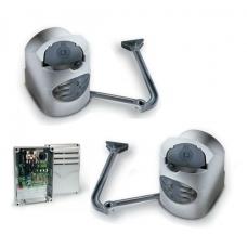 Комплекты для автоматизации распашных ворот с блоком управления ZF1 CAME FAST +KIARON