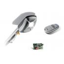 Комплект для автоматизации секционных гаражных ворот CAME VER 900 до 10м²