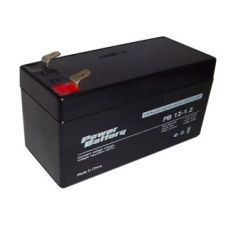 Аккумулятор 12 В, 1,2 Ач CAME SCB12-1,2