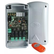 Приемник 4-х канальная в корпусе в комплекте с 001AT04 (мастер) CAME 001RBE4RC