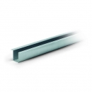 Желоб для цепи, встраиваемый в дорожное покрытие / 2 метра / CAME 001CAR-4