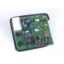 Встраиваемая в разъем плата радиоприемника, 2-канальная FAAC RX RP2 433 RC