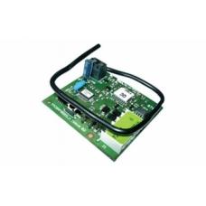 Встраиваемая в разъем плата радиоприемника, 1-канальная FAAC RX RP1 868 SLH