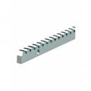 Рейка зубчатая Comunello 262-30x12  для откатных приводов, 1м