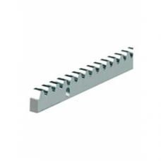 Рейка зубчатая Comunello 262-30x8 для откатных приводов, 1м
