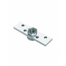 Пластина поворотная с подшипником Comunello 34G  для крепления тележек 2С и 4C к створке